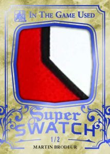 Leaf In The Game Used Super Swatch