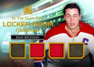 Leaf In The Game Used Locker Room Collection