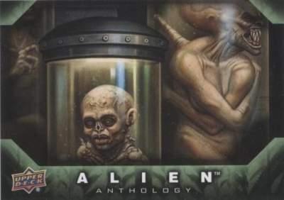 2016 Alien Anthology Base 86