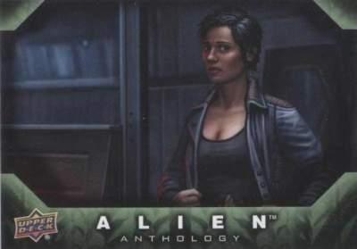 2016 Alien Anthology Base Card #96 Front