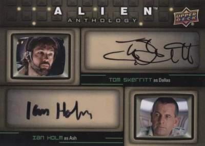 2015 Alien Anthology Dual Autograph