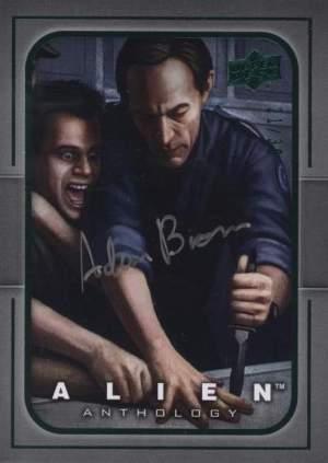 2015 Alien Anthology Game Art Autograph