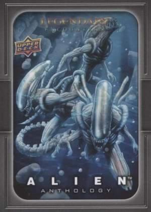 2015 Alien Anthology Game Artwork