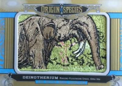 Origin of Species Manufactured Patch