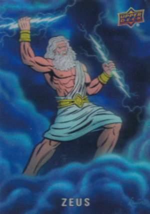 Zeus Supernatural