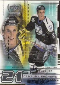 Upper Deck Century Legends Lecavalier base