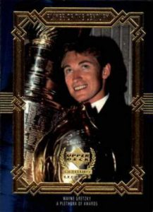 Upper Deck Century Legends Gretzky base
