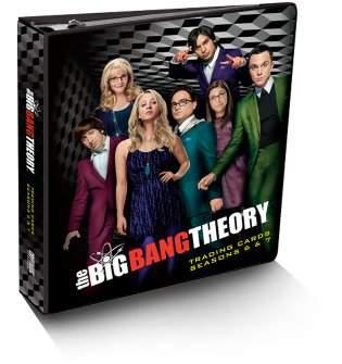 Big Bang Theory Season 6&7 Binder
