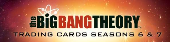 The Big Bang Theory Season 6 /& 7 Trading Cards Hobby Box Cryptozoic