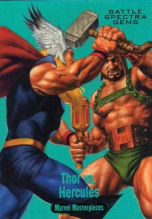 Battle Spectra Thor Vs Hercules