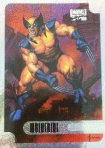 Marvel Masterpieces Wolverine Holofoil