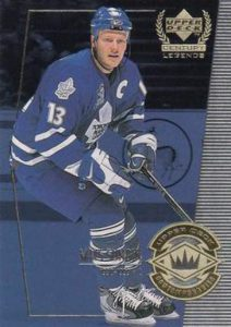 Upper Deck Century Legends Sundin base