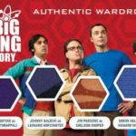 Cryptozoic Big Bang Theory Quad Wardrobe