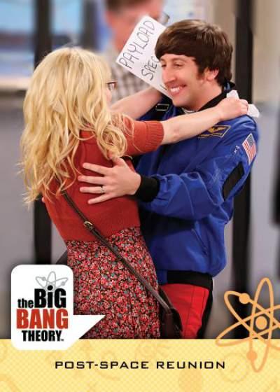 Cryptozoic Big Bang Theory Base Card
