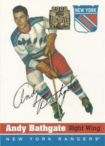Topps O-Pee-Chee Archives Bathgate Base Front