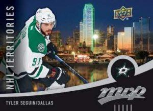 16-17 UD MVP Hockey Territory Tyler Seguin