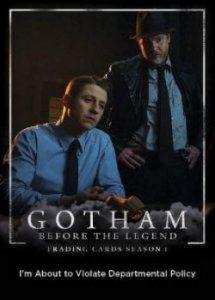 2016 Cryptozoic Gotham Base 2