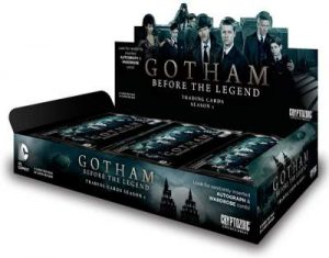 2016 Cryptozoic Gotham Box