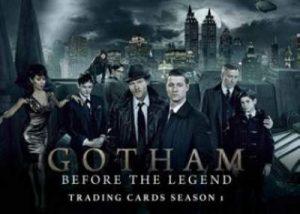 2016 Cryptozoic Gotham Promo Card