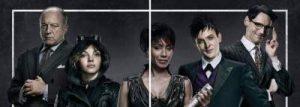 2016 Cryptozoic Gotham Villains Set