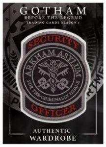 2016 Cryptozoic Gotham Arkham Redemption 1
