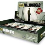 2016 Cryptozoic The Walking Dead S4P2 Box