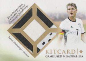 Futera Unique KitCard Schweinsteiger