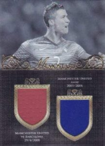 Futera Unique Memostars Cristiano Ronaldo