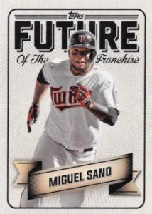 2016 Topps Bunt Future of the Franchise
