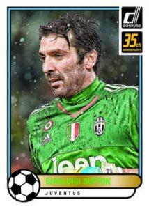 2016 Donruss Soccer 35th Anniversary Buffon