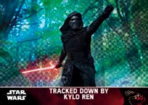 Star Wars The Force Awakens Chrome Base Kylo Ren
