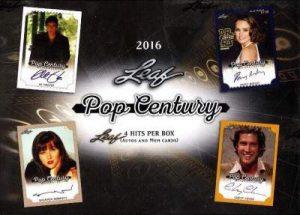 2016 Leaf Pop Century Box