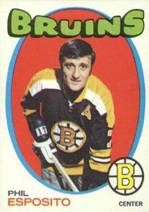 1971-72 O-Pee-Chee Phil Esposito