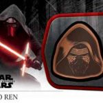 Star Wars The Force Awakens Chrome Medallion Kylo Ren Wednesday Wrap-Up