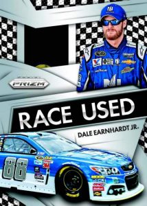 Panini Prizm NASCAR Race Used Tire