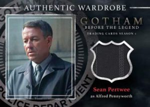2016 Cryptozoic Gotham Sean Pertwee Wardrobe