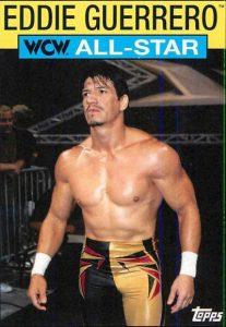 Topps WWE Heritage All Star Eddie Guerrero