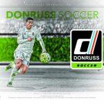 2016 Donruss Soccer BoxTop