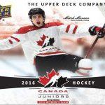 Team Canada Juniors Box Top