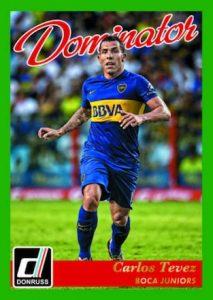 2016 Donruss Soccer Dominators
