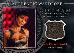 2016 Cryptozoic Gotham Jada Plinkett Smith Wardrobe