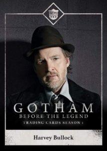 2016 Cryptozoic Gotham Harvey Bio