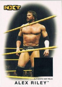 Topps WWE Heritage NXT Special Relic