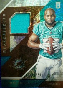 Panini Unparalleled Football Rookie Materials