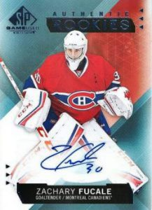 15-16 Upper Deck Portfolio Hockey SPGU Update