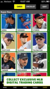 2016 Topps Bunt Digital Wednesday Wrap-Up