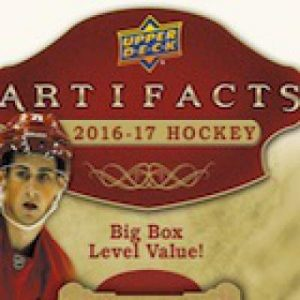 Artifacts Box Cover