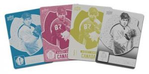World Cup of Hockey Printing Plates Sidney Crosby