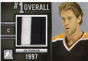 Draft Prospects #1 Overall Picks Joe Thornton