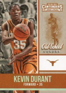 Draft Picks Old School Colors Kevin Durant